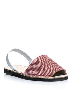 Espalmador sandals