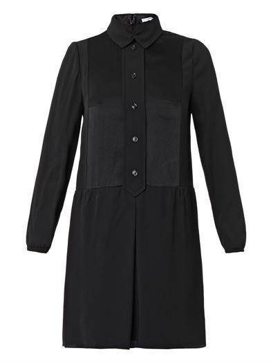 Carven Button-front shirt-dress