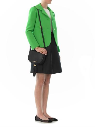 Carven Two button fitted jacket