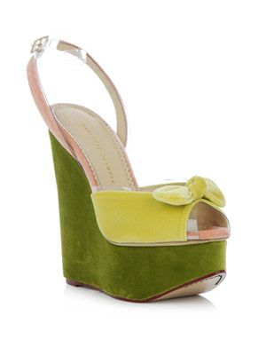 Meridith wedges