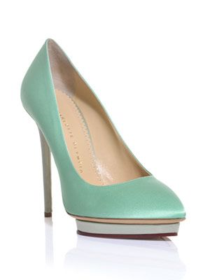 Debonaire satin shoes