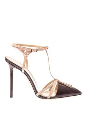Trixy patent leather pumps