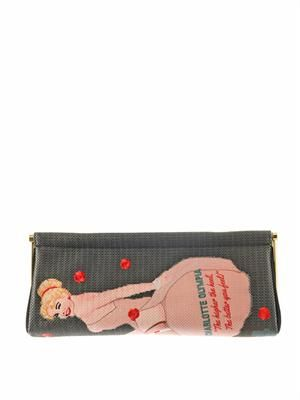 Whisper Magazine clutch