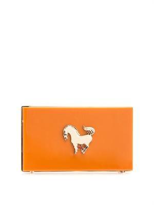 Horse Zodiac Pandora clutch