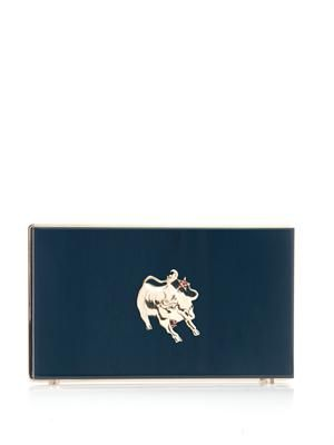 Ox Zodiac Pandora clutch