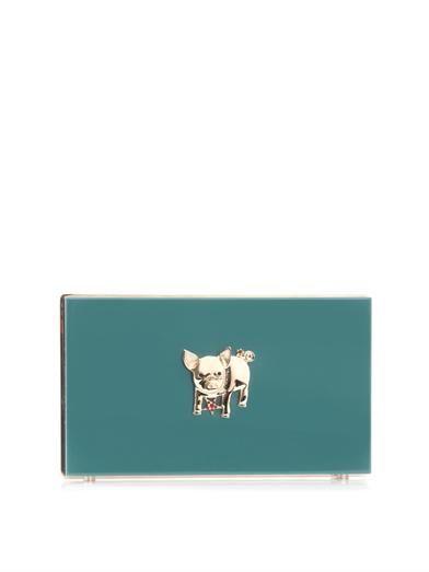 Charlotte Olympia Pig Zodiac Pandora clutch