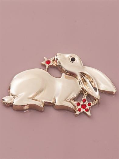 Charlotte Olympia Rabbit Zodiac Pandora clutch