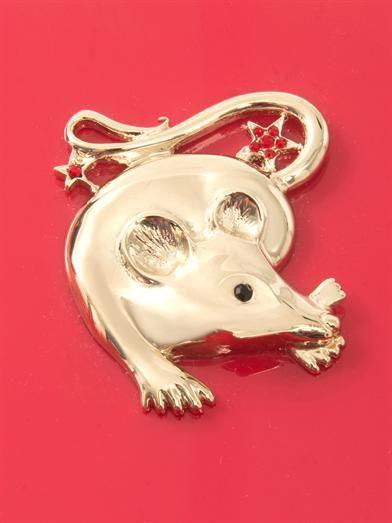 Charlotte Olympia Rat Zodiac Pandora clutch