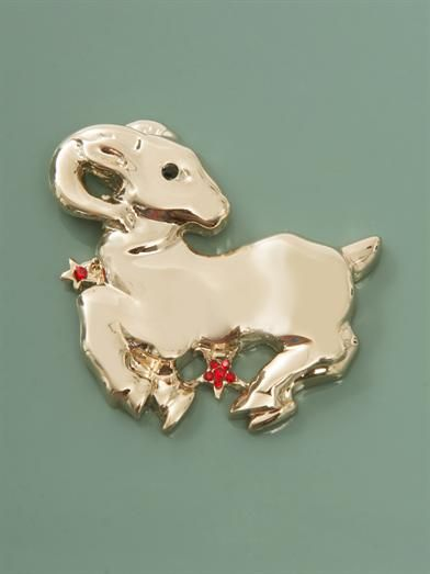 Charlotte Olympia Sheep Zodiac Pandora clutch