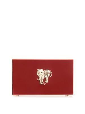 Tiger Zodiac Pandora clutch