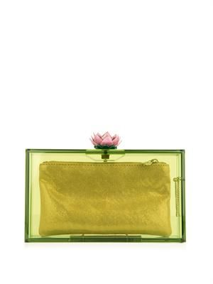 In Bloom Pandora clutch