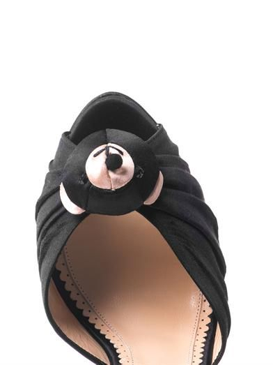 Charlotte Olympia Bear With Me high heel sandals