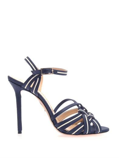 Charlotte Olympia Admiral high-heel sandals