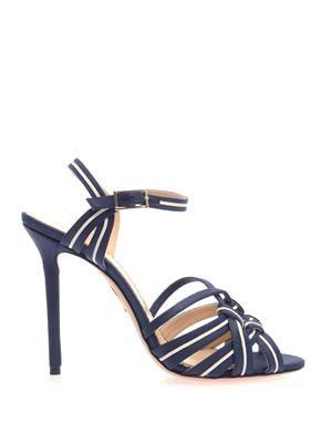 Admiral high-heel sandals