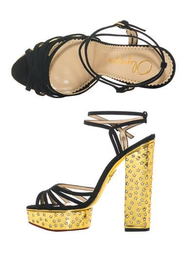 Charlotte Olympia Rising star sandals