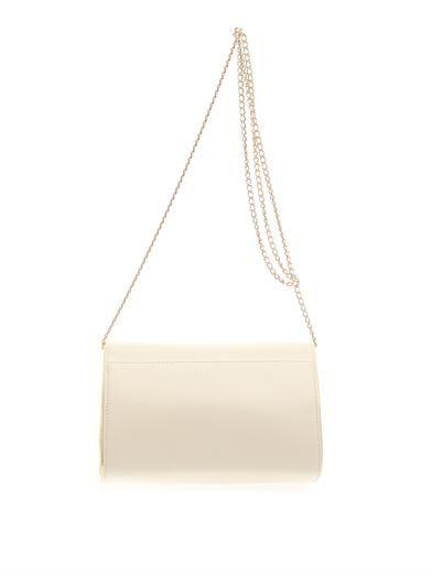 Charlotte Olympia Hands Off leather shoulder bag