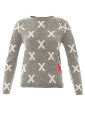 Crosses cashmere sweater
