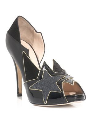 Ursula star shoes