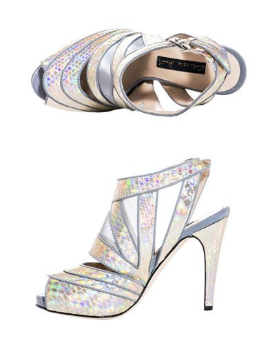 Chrissie Morris Sunburst sandals