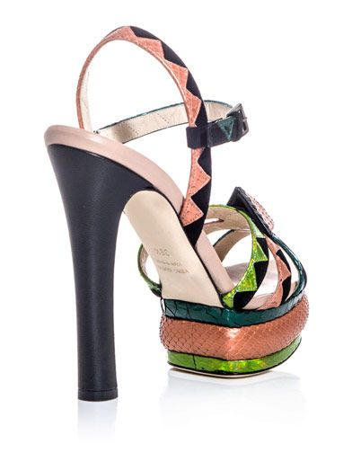 Chrissie Morris Gale sandals