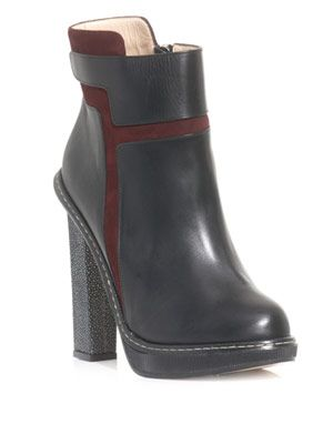Obi stingray ankle boots