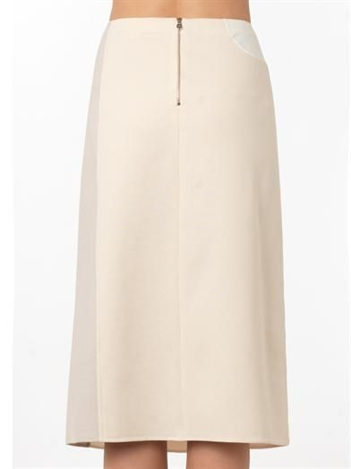 Marc Jacobs Stretch-wool pencil skirt