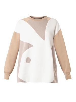 Playboy Bunny wool-blend sweatshirt