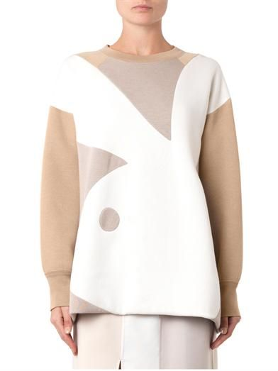 Marc Jacobs Playboy Bunny wool-blend sweatshirt