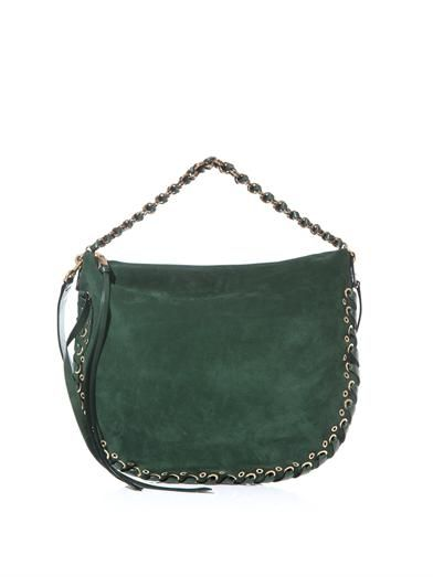 Marc Jacobs Nomad suede shoulder bag