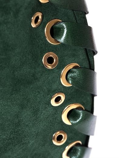 Marc Jacobs Nomad suede shoulder bag