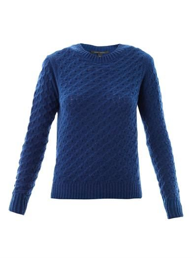 Marc Jacobs Aran sweater