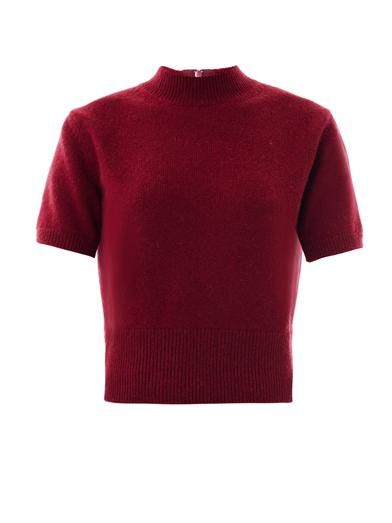 Marc Jacobs High-neck cashmere sweater