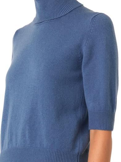 Dolce & Gabbana Roll-neck cashmere sweater
