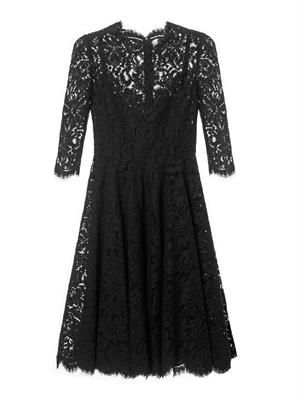 Scarlett lace dress