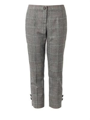 Prince of Wales-check trousers