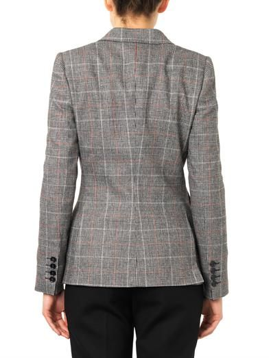 Dolce & Gabbana Prince of Wales-check jacket