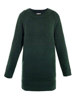 Andie raglan sweater