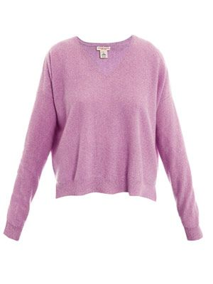 Addison cashmere sweater