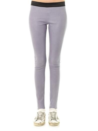 Drome Leather leggings