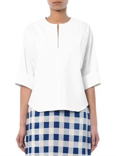 Derek Lam Cotton blouse