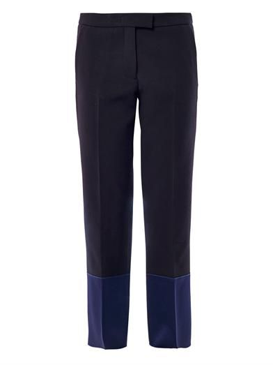 Derek Lam Wide-leg tailored trousers
