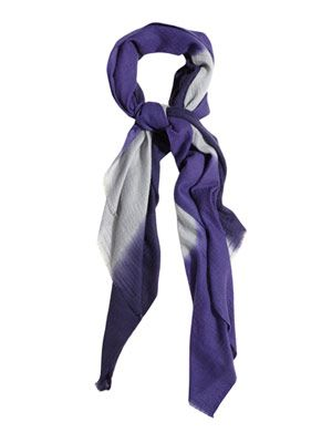 Lucia tie-dye cashmere scarf