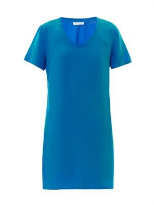 Grayson silk dress