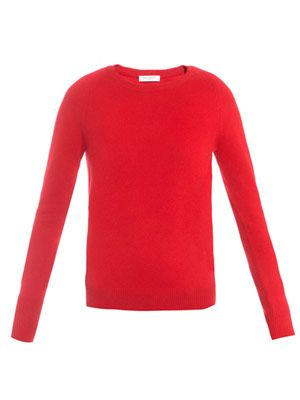Sloane crew-neck sweater