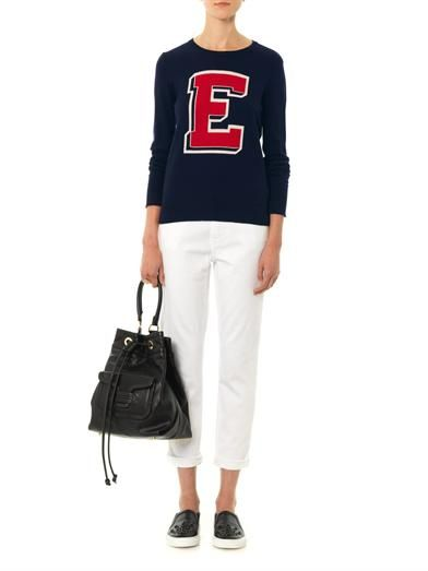 Equipment Shane collegiate sweater