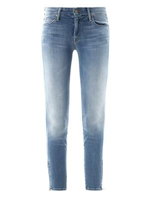 The Looker low-rise skinny jeans