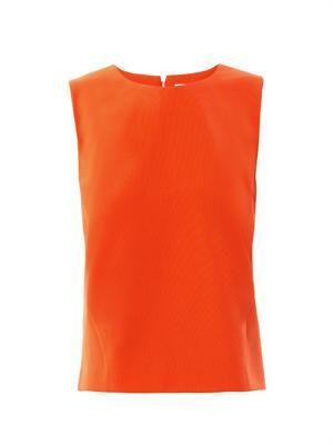 Greyson sleeveless blouse