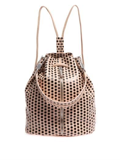 Elizabeth and James Cynnie polka dot backpack