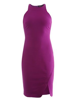 Bardot stretch-jersey dress