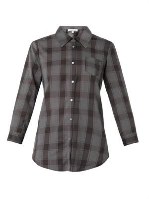 Cohen plaid shirt